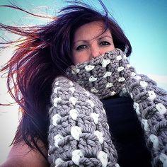 louloudeane crochet scarves