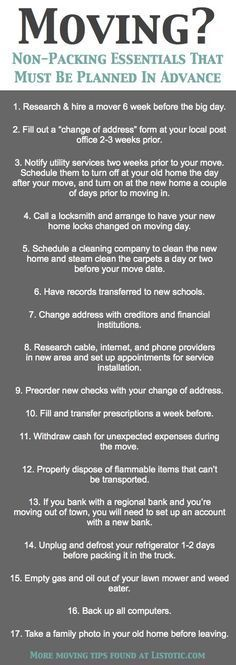 Lots of moving tips and tricks from a professional organizer that you probably don't know about! Everything from packing to planning, and every little trick and tip in between to make your life easier. How to pack for a move, and also includes a house moving checklist and lots of pictures.