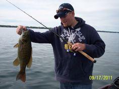 Cayuga Lake Smallmouth www.bradparadisfishing.com