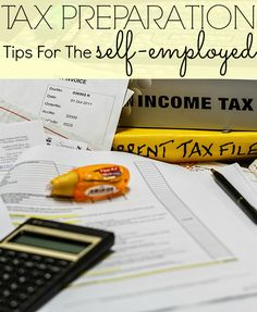 Income and self employment taxes can add up quickly and stressfully, so here are my tax tips for self employed workers to make the process a little easier.