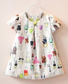 miss rabbit dress...