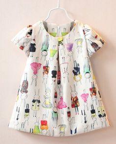 miss rabbit dress...