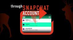 Fiestas secretas cuyos detalles solo se revelan con pistas en Snapchat