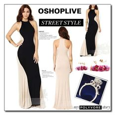 """OshopLive.com 23"" by sabinn ❤ liked on Polyvore"