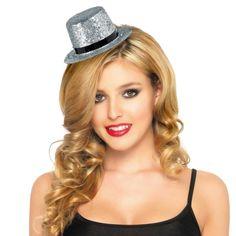 734d41065b6b9 Mini Striped Top Hat - Halloween City