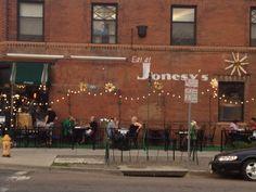 Jonesy's Eat Bar in Denver, CO