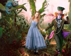 Alice and the Hatter