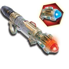 @Overstock - The Sonic Screwdriver is a versatile tool used by the doctor for opening up hatches, panels and controls. This Future Sonic Screwdriver was seen in Series 4 and was used by Dr. River Song from the Doctor's future.http://www.overstock.com/Sports-Toys/Doctor-Who-Future-Sonic-Screwdriver-Replica/7357537/product.html?CID=214117 $25.49