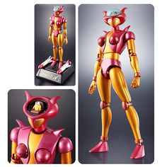 Mazinger Z Aphrodite A Soul of Chogokin Action Figure