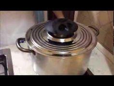Il pane fatto in casa sul fornello - YouTube