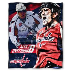 Capitals - Alex Ovechkin OFFICIAL National Hockey League Players  Association 2f2359a24