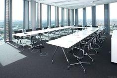 Produkt: Aluminium Group EA 105/108. Hersteller: Vitra. Designer: Charles Eames Ray Eames.