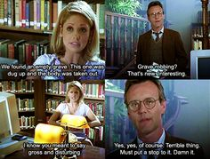 One of my favourite Giles quotes