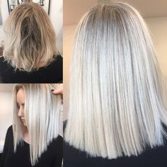"2,122 Likes, 20 Comments - Hottes Hair Design (@jamiehottes_hair) on Instagram: ""OMG  love love love @brookepembo @jamiehottes_hair #blonde #blondehair #blondebombshell #instahair…"""