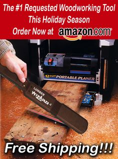The Lumber Wizard Laser Line Woodworking Metal Detector is the #! Selling Woodworking Accessory for 2014
