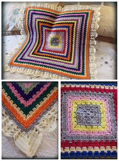 Check out this item in my Etsy shop https://www.etsy.com/uk/listing/467537172/hand-knitted-multicoloured-blanket