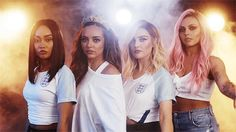 Little Mix uploaded by Claudia on We Heart It Little Mix Outfits, Little Mix Style, Little Mix Girls, Jesy Nelson, Perrie Edwards, Dvb Dresden, Meninas Do Little Mix, Mixed Guys, Litte Mix
