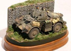 Staghound Armored Car by Steven J. Zaloga (Bronco 1/35)