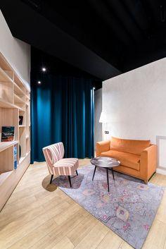 MERCURE MONTPARNASSE | Atelier Coste et Butin