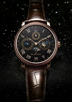 10 Unique Watches Up for Auction at Only Watch 2015 | WatchTime - USA's No.1 Watch Magazine (Blancpain)