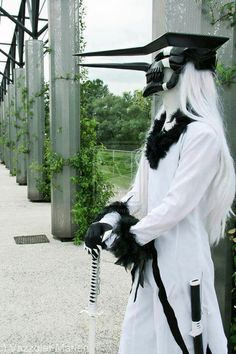 Ichigo Hollow Level (Pordenone 016 by harryjames @deviantart) | Bleach #cosplay #anime