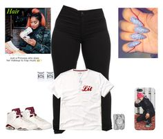 """It's lit"" by kira101-101 ❤ liked on Polyvore featuring BERRICLE"