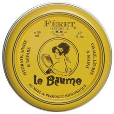 Tinted Lip Balm, Sensitive Skin, The Balm, Dandelion, Moisturizer, Skin Care, Organic Farming, Natural, Honey