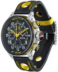 B.R.M. Watch V12-44 Corvette Limited Edition #bezel-fixed…
