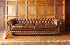Classic :: Chesterfields 1780. Coveting chesterfields. Thinking of sprinkling in modern furniture.