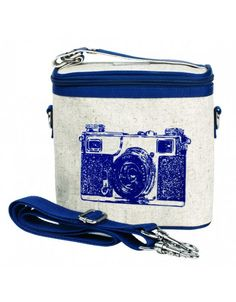 Coolest lunch boxes and bags: Camera lunch cooler from kids from SoYoung