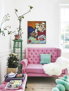Ideas de decoración para casas mini