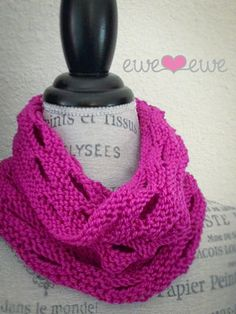 cowl --   Free knitting pattern