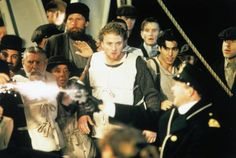 making of titanic behind the scenes Real Titanic, Titanic History, Titanic Movie, Titanic Behind The Scenes, Titanic Quotes, Tragic Love Stories, Jack Dawson, King Of The World, James Cameron
