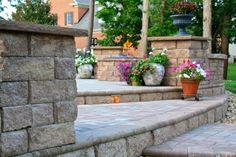Patio, Column, & Fireplace YORKTOWN MATERIALS PINTEREST INSPRIATION