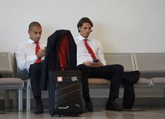 Nach Slowenien-Pleite: Die Nati fliegt zurück in die Schweiz | Nati | Blick