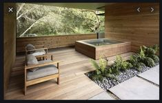 outdoor soaking tub Luxury Furniture, Outdoor Furniture Sets, Outdoor Decor, Outdoor Spa, Target Setting, Muscle Structure, Luxury Spa, Lush Green, Pool Houses