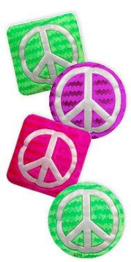 Peace Sign Decorating Ideas Captivating $10 Peace  Peace Sign  Pinterest  Peace Signs Peace And Signs Decorating Design