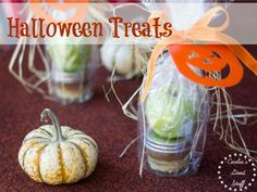 Halloween Treats - R