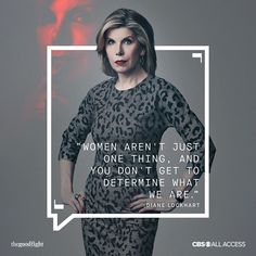 Try 1 month FREE using promo code ALL. The Good Fight is back, and this season tips the scales of justice. Stream it now, only on CBS All Access. True Quotes, Great Quotes, Quotes To Live By, Funny Quotes, Inspirational Quotes, Motivation, Inspire Me, Life Lessons, Wise Words