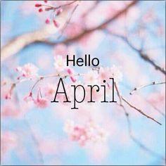 Hello #aprile #buongiorno #bonjuor
