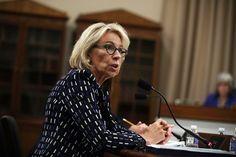 How Sexual Assault Survivors Feel Following Controversial Meeting With Betsy DeVos