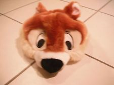 Walt Disney World CHIP and Dale YOUTH HAT Chipmunk HALLOWEEN Costume $50
