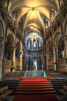 Kathedrale von Canterbury – Wikipedia