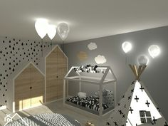 Scope of the project: KRU Design children's room – Decoration ideas Boy Toddler Bedroom, Toddler Rooms, Baby Bedroom, Baby Boy Rooms, Baby Room Decor, Childrens Room, Kids Bedroom Designs, Baby Room Design, Cool Kids Rooms