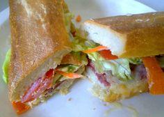 Sandwich Chorizon - Fromage