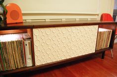 How To: Make Your Own Record Collection Storage Unit… …All for Under $100 | Apartment Therapy