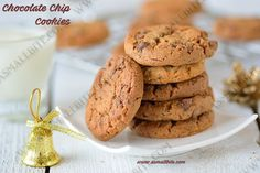 This choco chip cookies recipe is also called as drop cookies from the United states invented by chef Ruth Graves Wakefield in 1938. Though I have done lot of baking items from cookies, muffins, cakes till pizza's all through these…