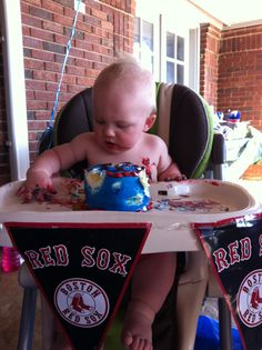 Now this is how to do a 1st birthday!