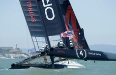 America's Cup: Wing-Sailed Catamarans
