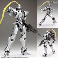 AmiAmi [Character & Hobby Shop] | Robot Spirits -SIDE AS- Full Metal Panic! Codar